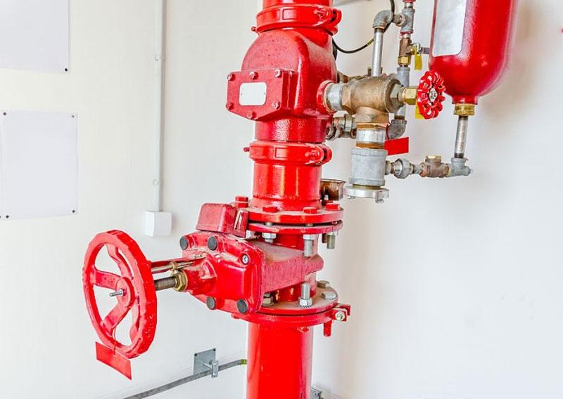 消火自动喷水系统