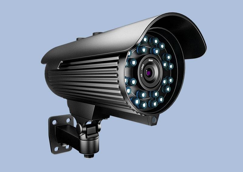 安防监控系统工程安装