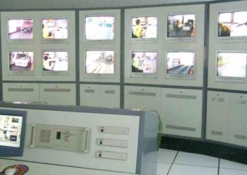 消控室视频监控