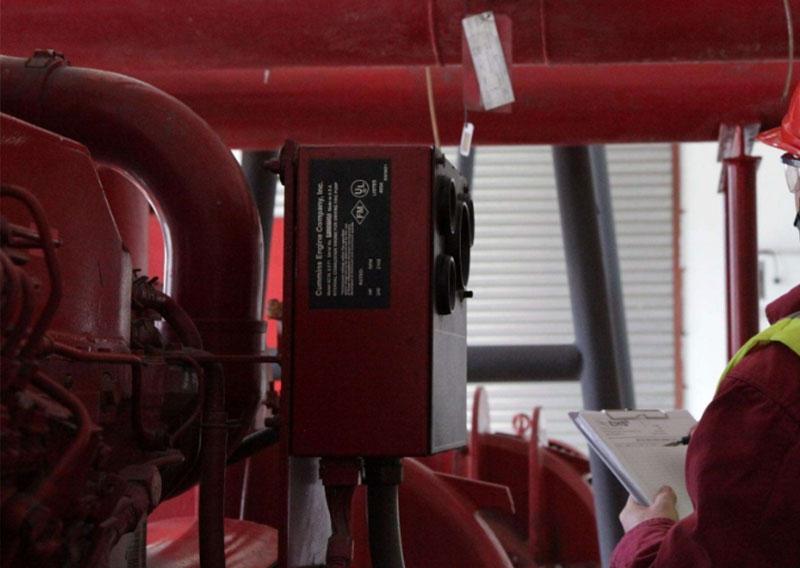 常见的消防灭火系统