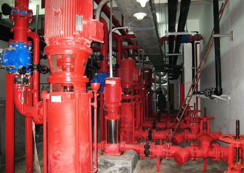 自动喷水灭火系统的检测方法
