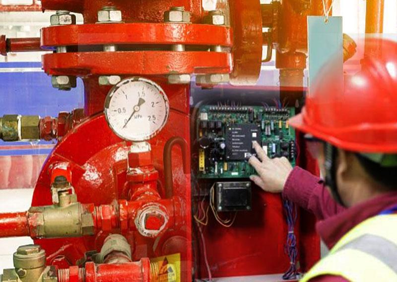 消防设施安装的要求